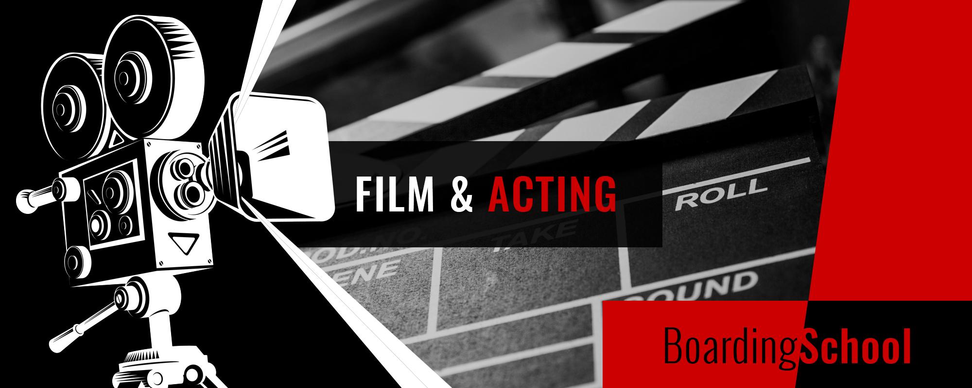 image film et jeu d'acteur au chateau troissy internat college lycee cinema 7e art film