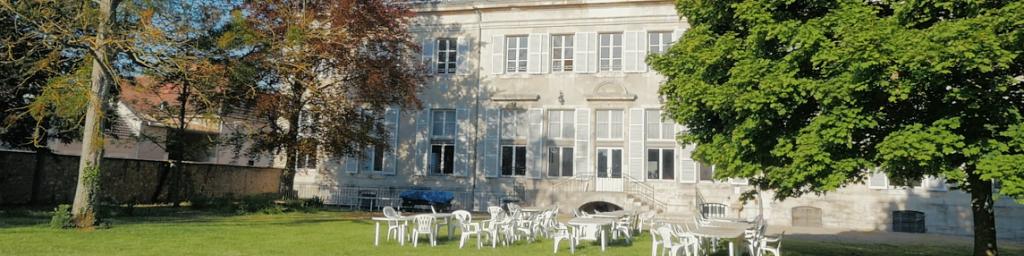 Troissy Internat 7 eme art college lycee facade ecole