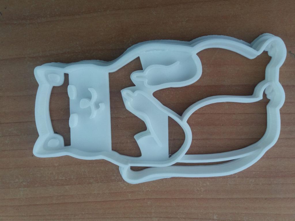 Realisation imprimante 3D lors des cours de vacances au chateau de troissy internat college lycee troissy champagne france